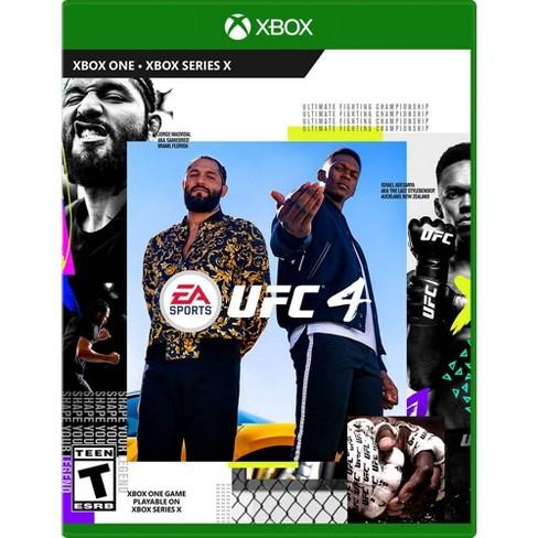 خرید بازی UFC 4 نسخه xbox one