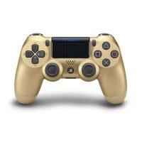خرید دسته بازی طلائی رنگ اسلیم DualShock 4 Gold Edition Slim Controller
