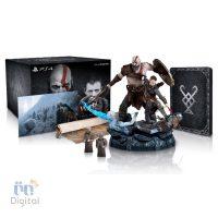 خرید کالتکور بازی God of War نسخه PS4