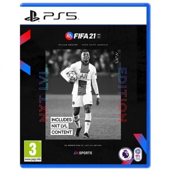 خرید بازی fifa 21 نسخه ps5