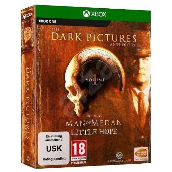 خریدبازی the dark pictures anthology little hope نسخه xbox one