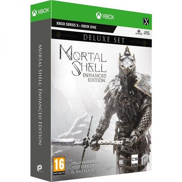 خرید بازی Mortal Shell Enhanced Edition Deluxe Set نسخه xbox one