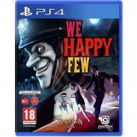 خرید بازی We Happy Few نسخه ps4
