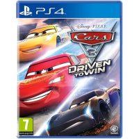 خرید بازی کارکرده Cars 3 برای PS4