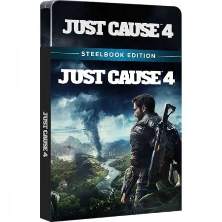 بازی Just Cause 4 SteelBook نسخه استیل بوک