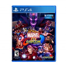 بازی Marvel vs. Capcom: Infinite برای PS4