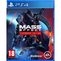 خرید بازی کارکرده Mass Effect Legendary Collection نسخه ps4