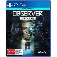 خرید بازی Observer: System Redux نسخه Day One edition برای ps4