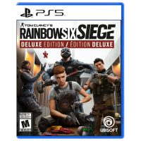 خریدبازی Tom Clancy's Rainbow Six Siege: Deluxe Edition نسخه ps5