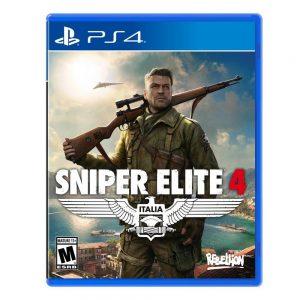 خرید بازی کارکرده Sniper Elite 4 نسخه PS4