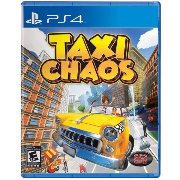 خرید بازی Taxi Chaos برای PS4