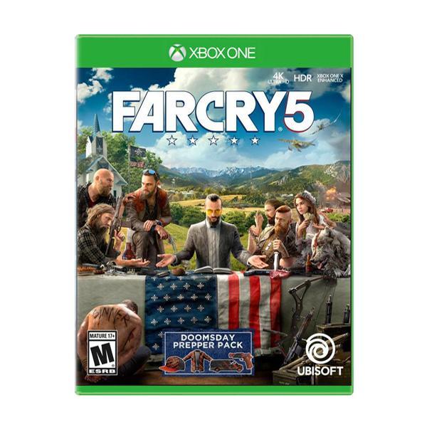 خرید بازی farcry5 نسخه xbox on