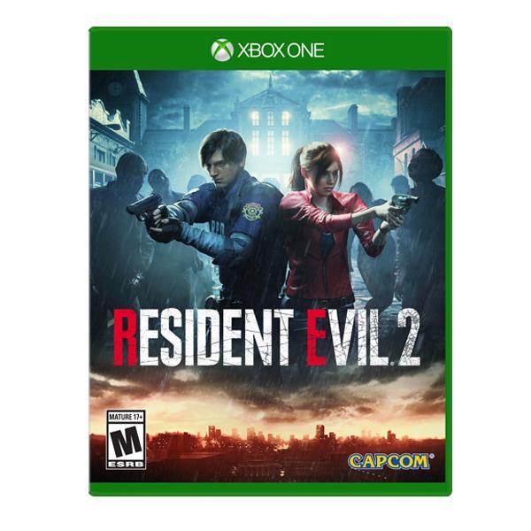 خرید بازی resident evil2 remastered نسخه xbox on