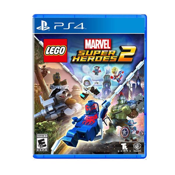 خرید بازی Lego Marvel Superheroes 2 برای ps4