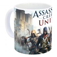 خریدماگ طرح assassin's creed unity