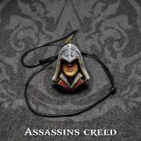 خرید گردنبند طرح assassin's creed syndicate