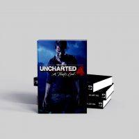 خرید آرت بوک uncharted 4