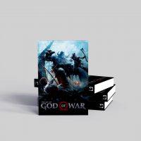 خریدآرت بوک god of war 4