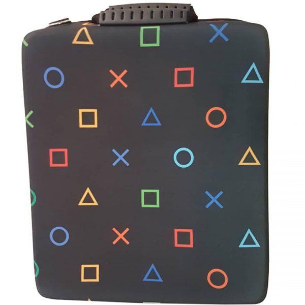 خریدکیف ضدضربه PS4 - طرح playstation