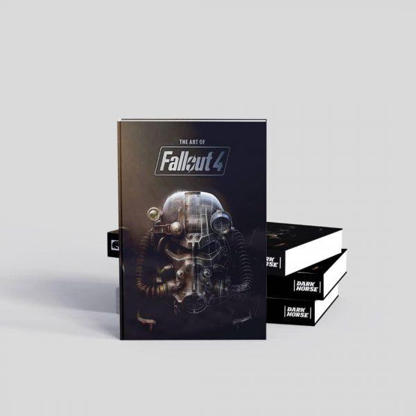خریدارت بوک The Art of Fallout 4