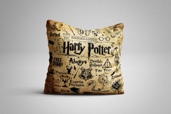 خریدکوسن طرح harry potter