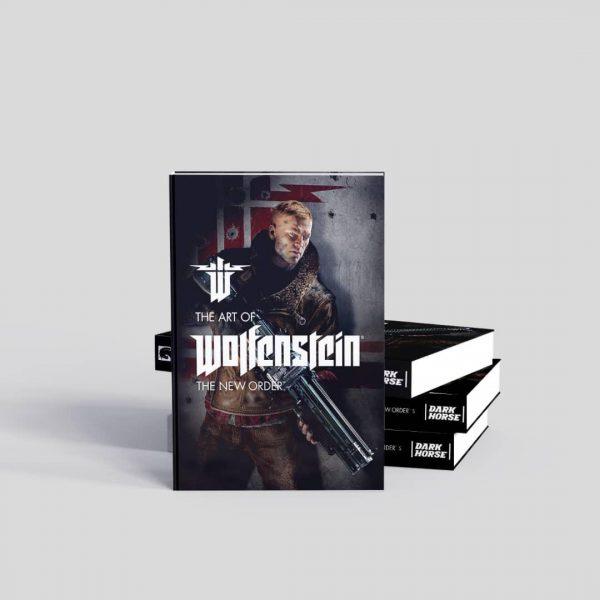 خریدارت بوک The Art of Wolfenstein the New Order