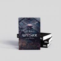 خرید ارت بوک The World of The Witcher Video Game Compendium