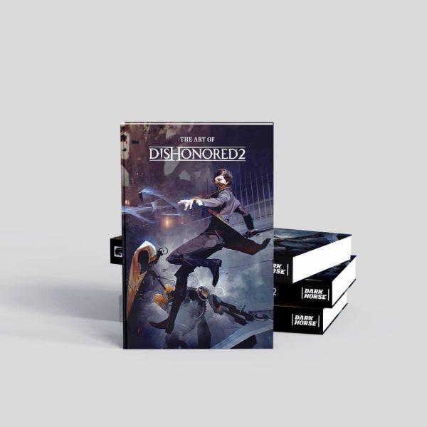 ارت بوک The Art of Dishonored 2