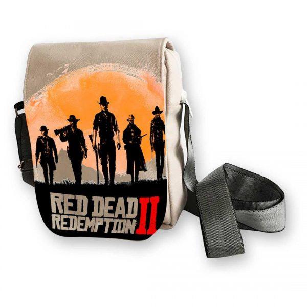 خرید کیف دوشی طرح red dead redemption 2