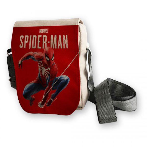 خرید کیف دوشی طرح spider man