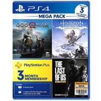 خرید Mega Pack PS4