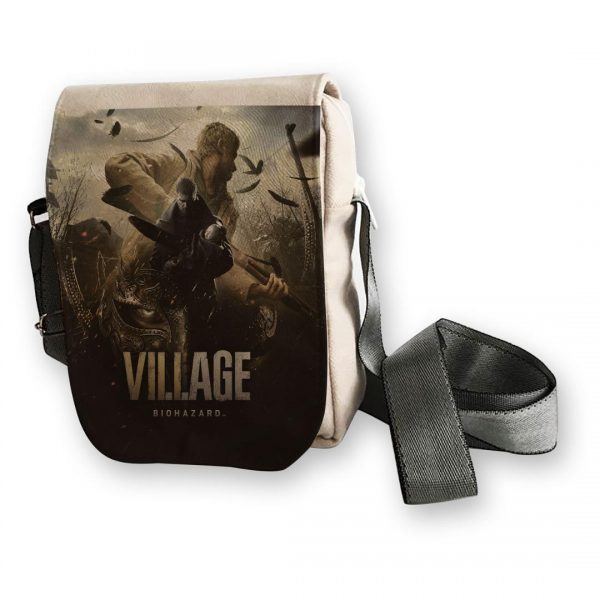 خرید کیف دوشی طرح resident evil village