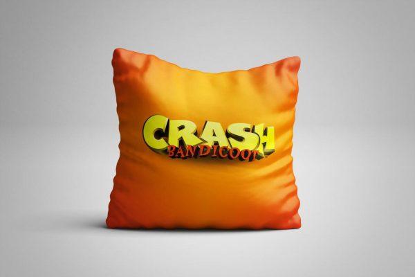 خرید کوسن طرح crash