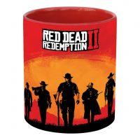 خرید ماگ تو رنگی طرح red dead redemption 2