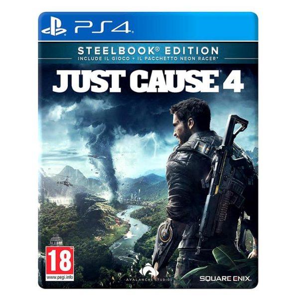 خرید بازی Just Cause 4 SteelBook نسخه استیل بوک