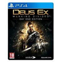 خرید بازی Deus Ex Mankind Divided SteelBook نسخه استیل بوک