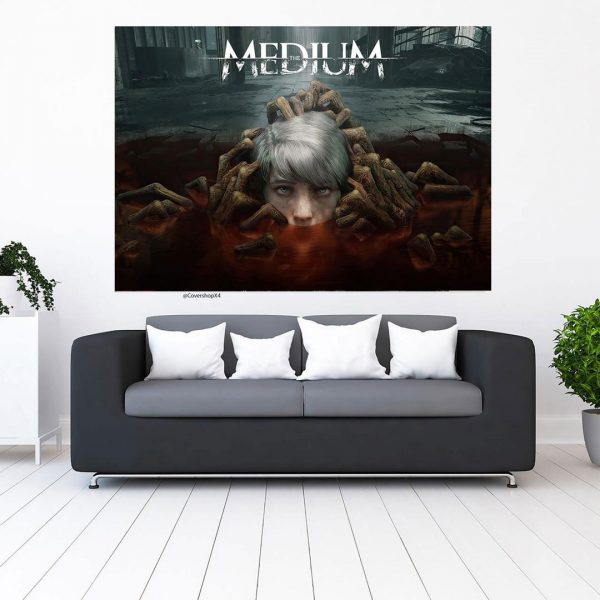 خرید تابلو طرح medium