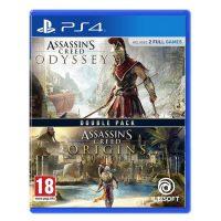 خرید بازی Assassin`S Creed Double Pack نسخه ps4