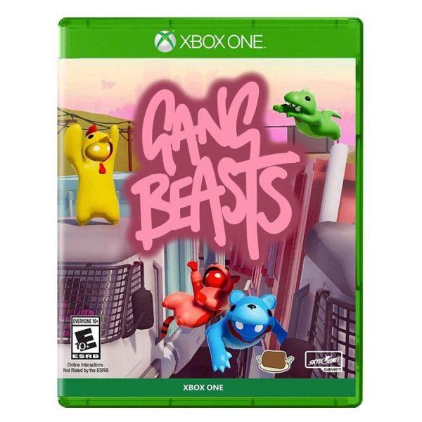 خرید بازی gang beasts نسخه xbox one