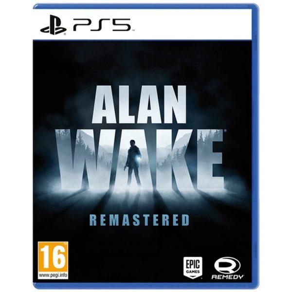 خرید بازی Alan Wake Remastered برای PS5