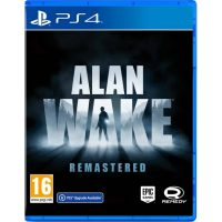 خرید بازی کارکرده Alan Wake Remastered برای PS4