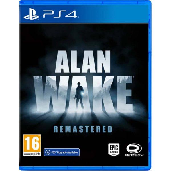 خرید بازی Alan Wake Remastered برای PS4