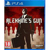 خرید بازی کارکرده alekhine's gun نسخه ps4