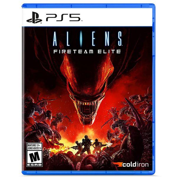 خرید بازی Alien Fireteam Elite برای PS5