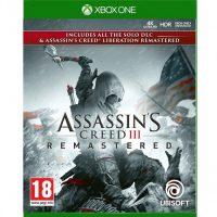 خرید بازی Assassin's Creed 3 Remastered نسخه xbox one