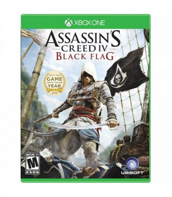 خرید بازی Assassin's Creed Black Flag نسخه xbox one