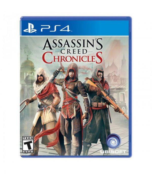 خرید بازی کارکرده Assassin's Creed Chronicles نسخه ps4