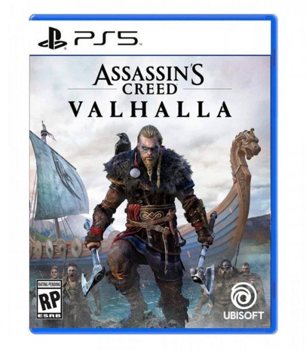 خرید بازی کارکرده Assassin's Creed Valhalla نسخه ps5