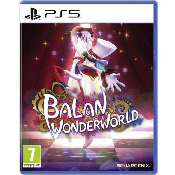 خرید بازی Balan Wonderworld نسخه ps5