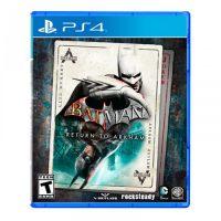 خریدبازی کارکرده batman return to arkham نسخه ps4